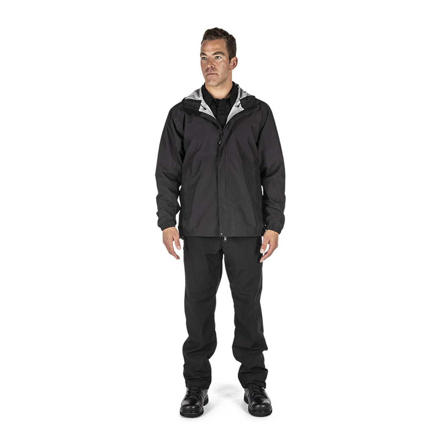 DUTY RAIN SHELL JACKET