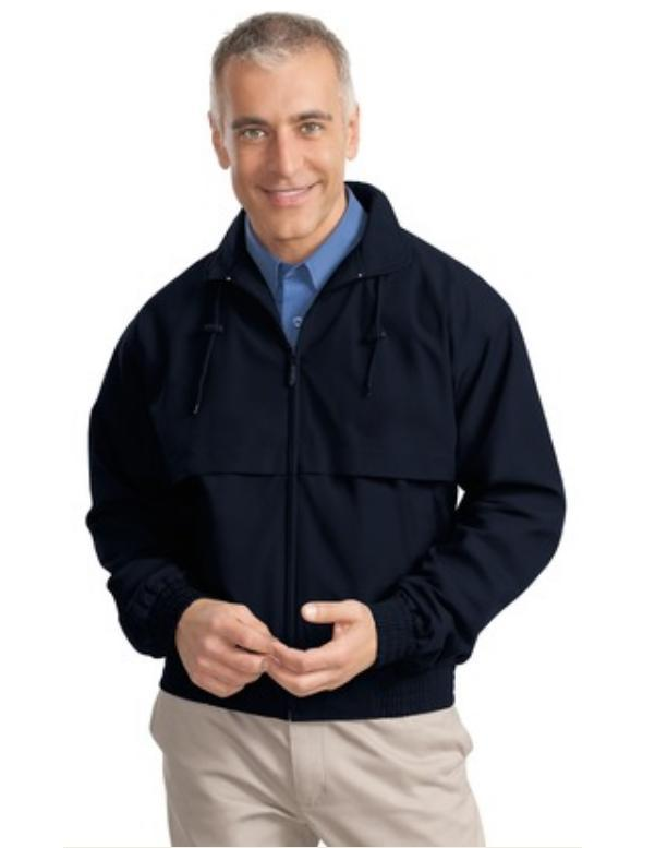 SanMar Port Authority Class Poplin Jacket
