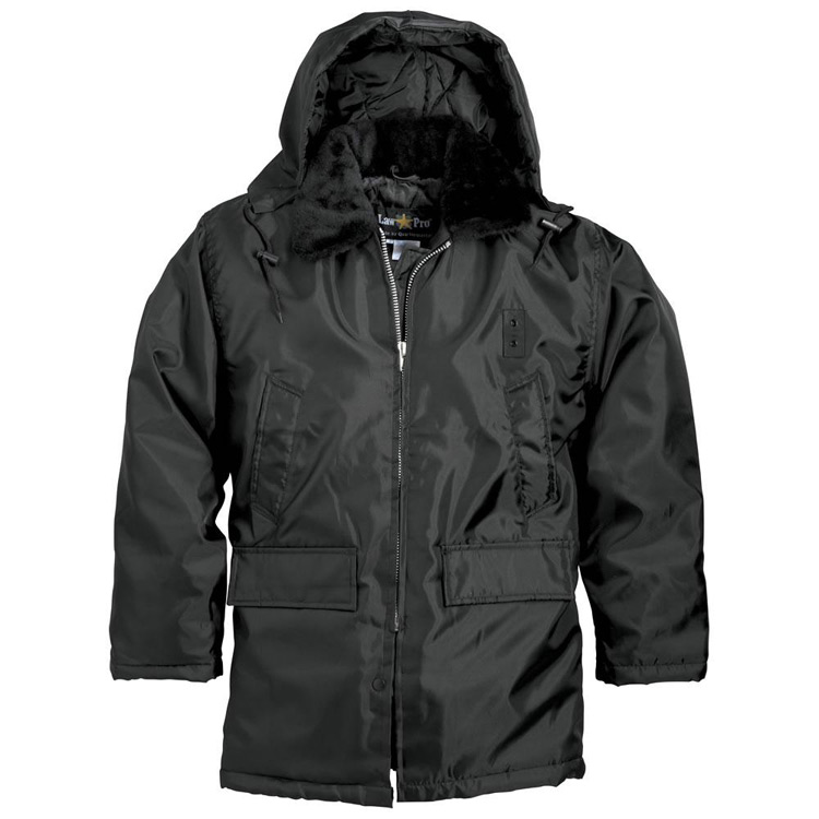 LawPro Parka with Removable Hood