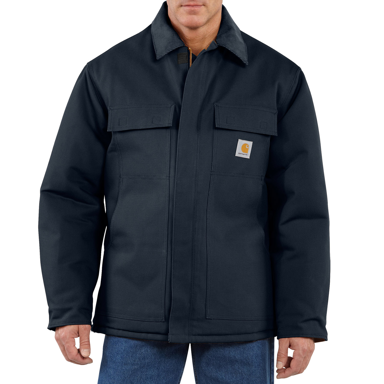 Carhartt Men's Traditional Artic Quilt Lined Duck Coat