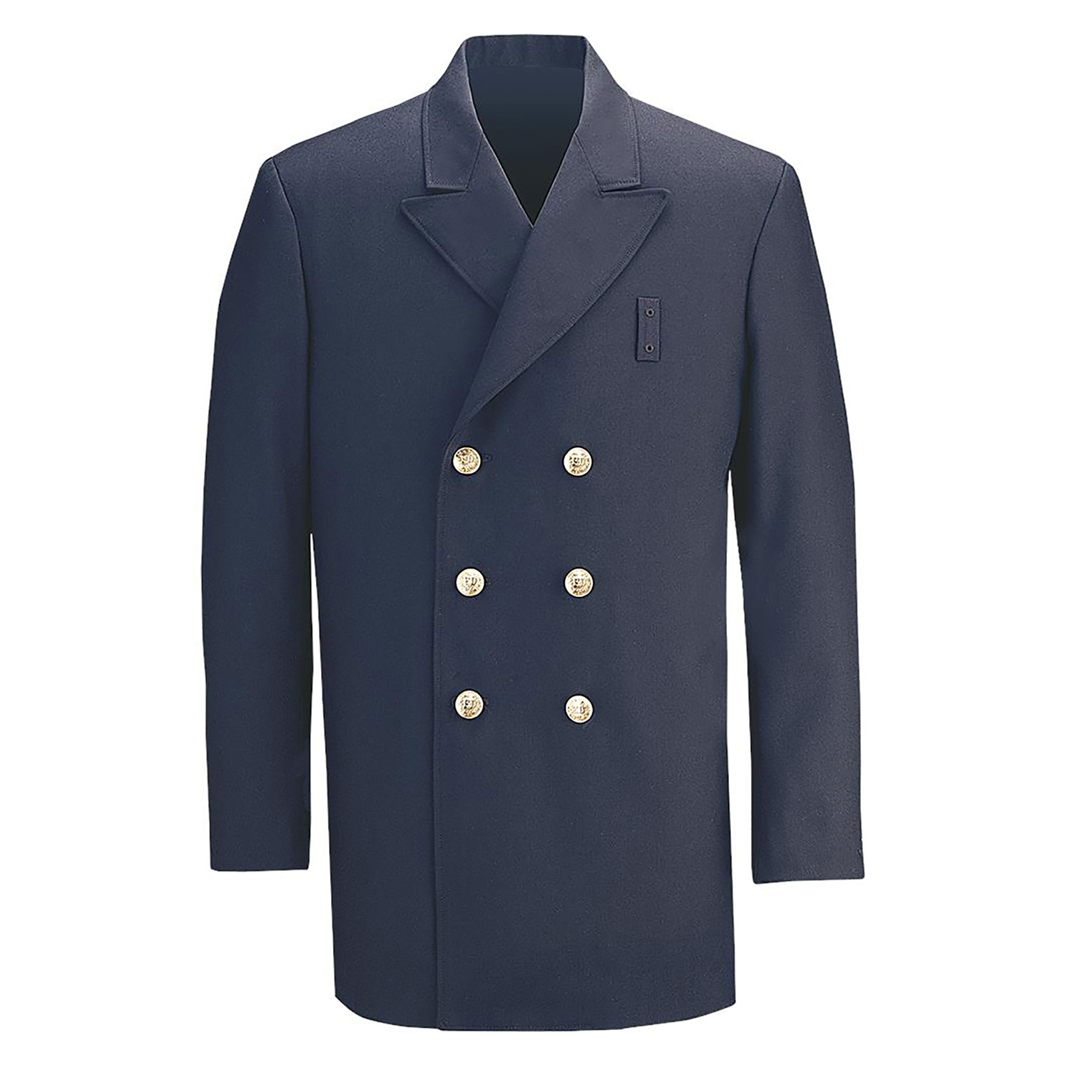 Flying Cross Men's Double Breasted Coat