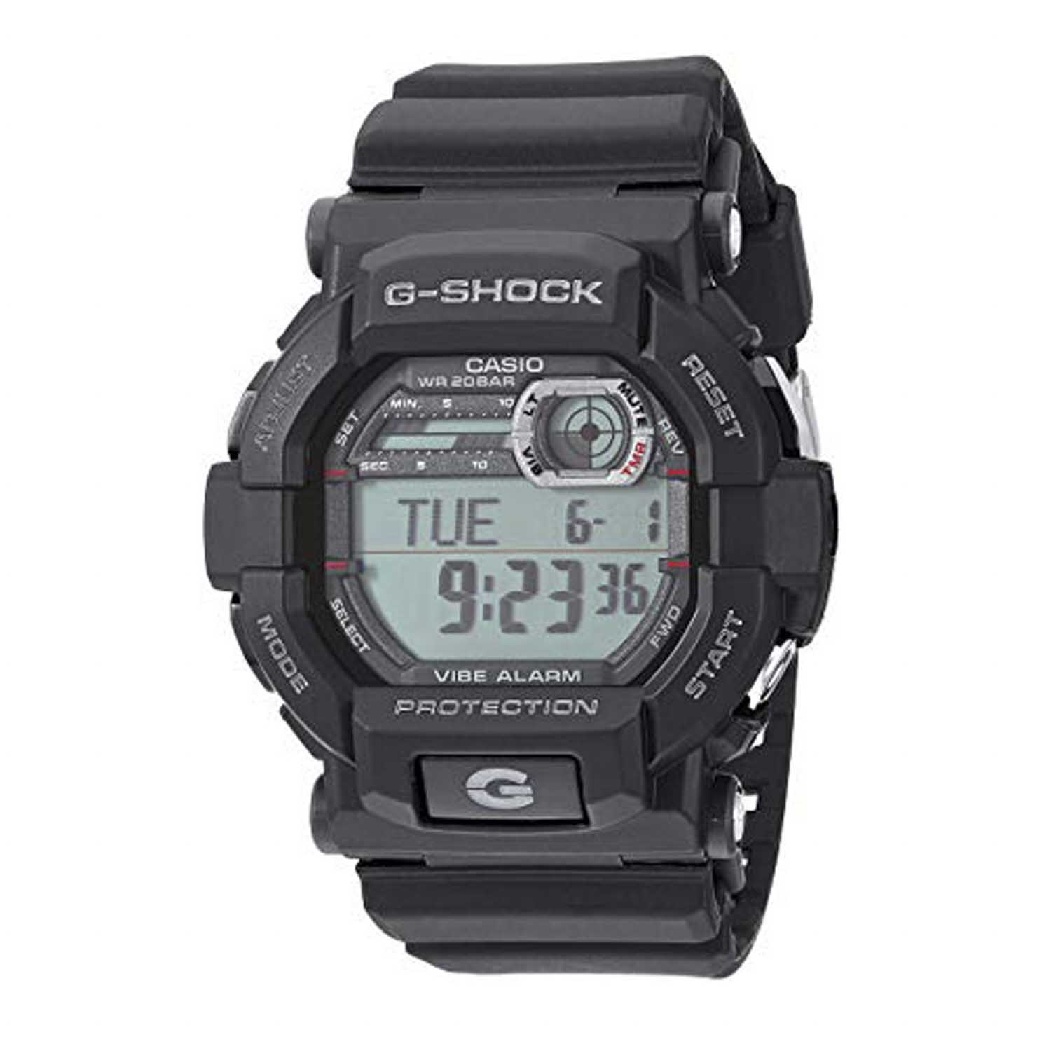 Casio G-Shock GD350-1CR Digital Watch