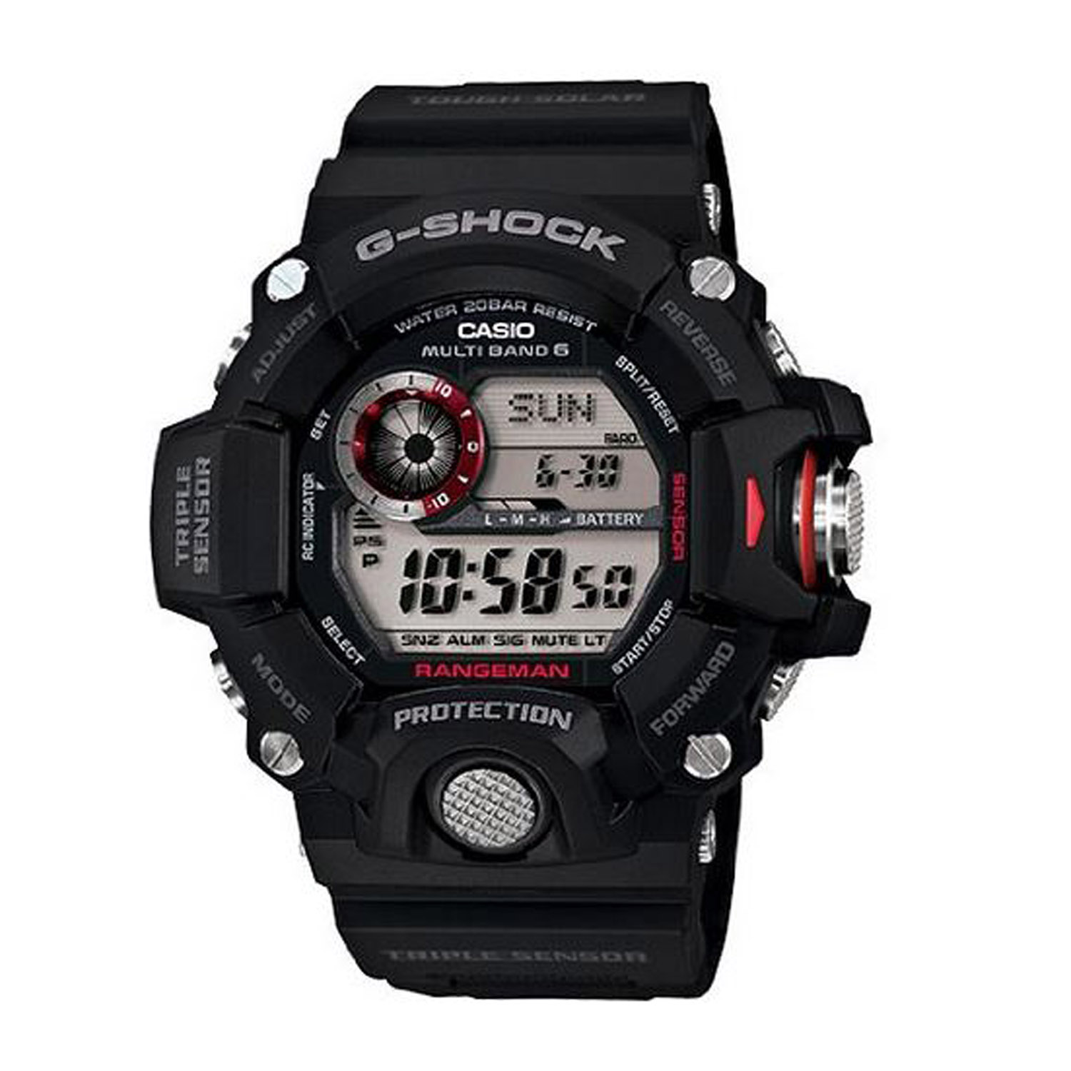 Casio G Shock Rangeman Tactical Watch