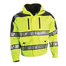 Gerber Eclipse SX Lime Jacket with Warrior Softshell