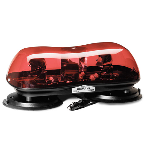 Code 3 420 Halogen Mini Lightbar
