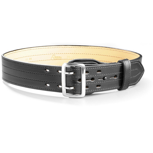 Gould & Goodrich Leather 4 Row Stitch Duty Belt