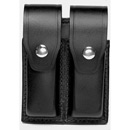 Galls Gear Leather Double Magazine Case