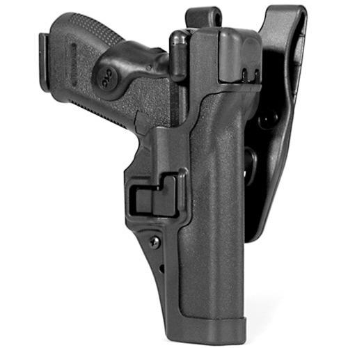 BlackHawk CQC Serpa fits S/&W SD 40VE SD 9VE  S/&W 40VE S/&W 9VE Left Handed Matte