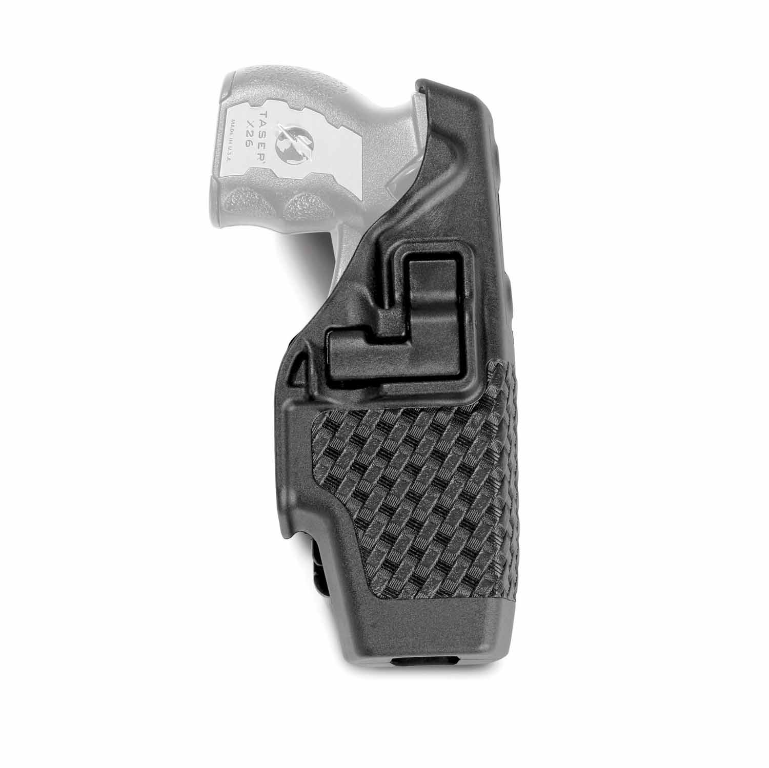 BLACKHAWK! SERPA Duty Holster for the X-26 TASER Basketweave