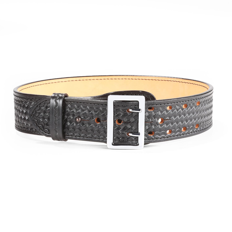 lawpro sam browne higloss leather duty belt