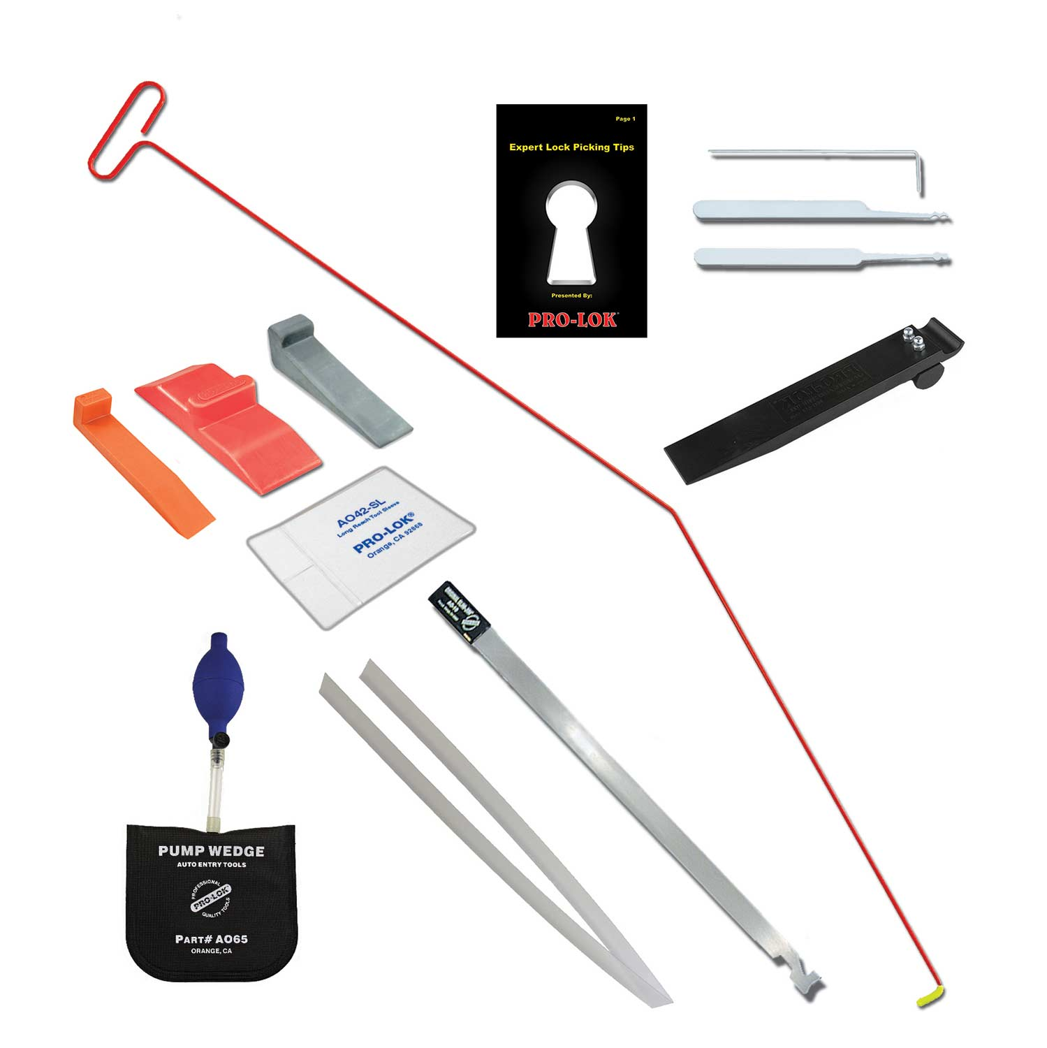 Pro-Lok Mega Long Arm Tool Kit