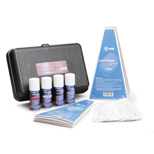 NIK Lightning Spray Fingerprint Kit