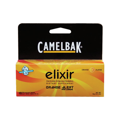 CamelBak Elixir Orange Alert