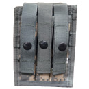Atlanco MOLLE-Compatible 9mm 3-Mag Pouch