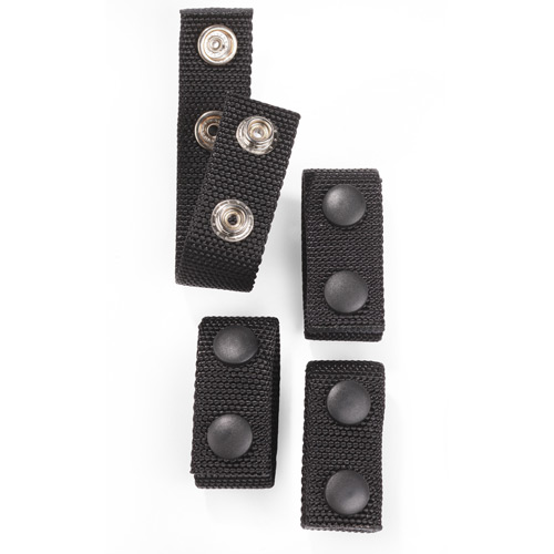 Uncle Mike's Nylon Belt Keepers (4 Pack)