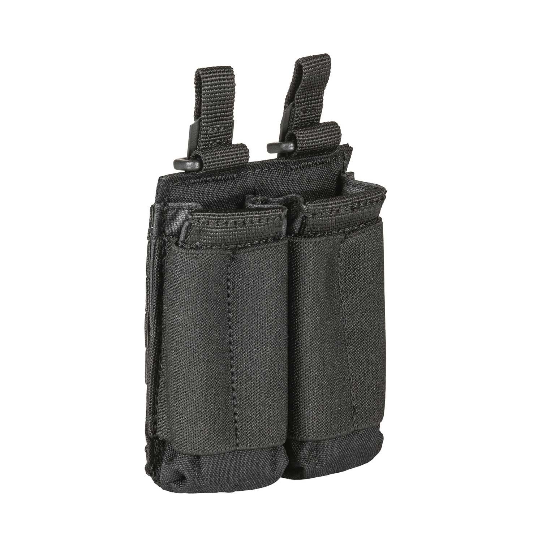 5.11 TACTICAL SERIES Flex DBL Pistol MAG Pouch Poche suppl/émentaire Kangaroo 17 cm