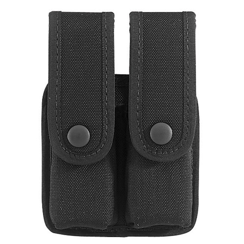 Uncle Mike's Cordura Divided Double Mag Case