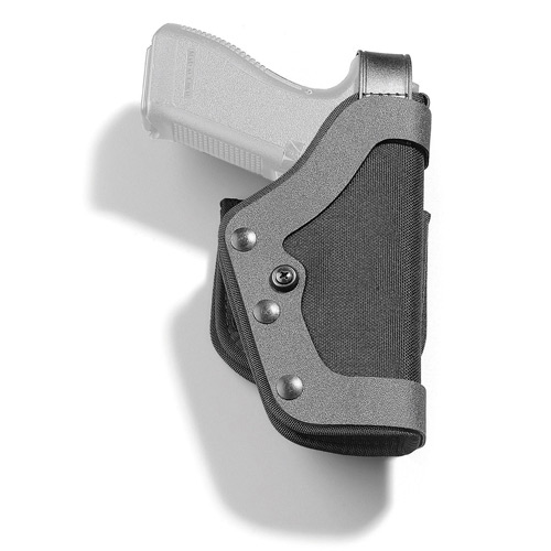 Uncle Mike's Pro 2 Jacket Slot Dual Retention Nylon Holster