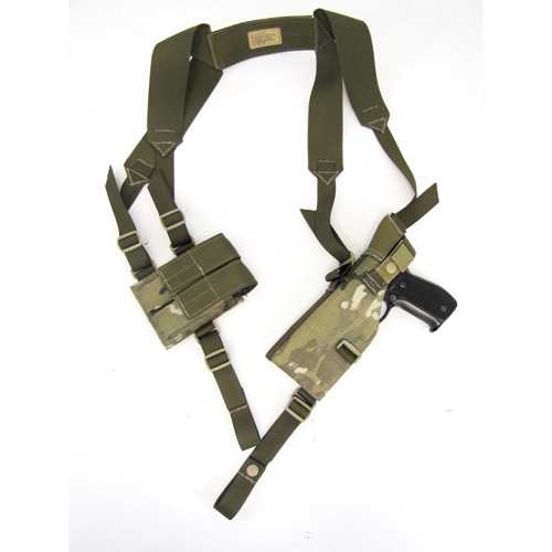 London Bridge Trading Vertical Shoulder Holster