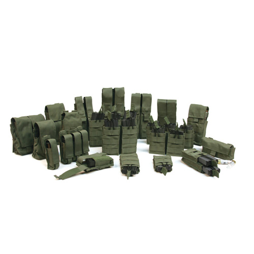 ProTech Double P90 Mag Pouch