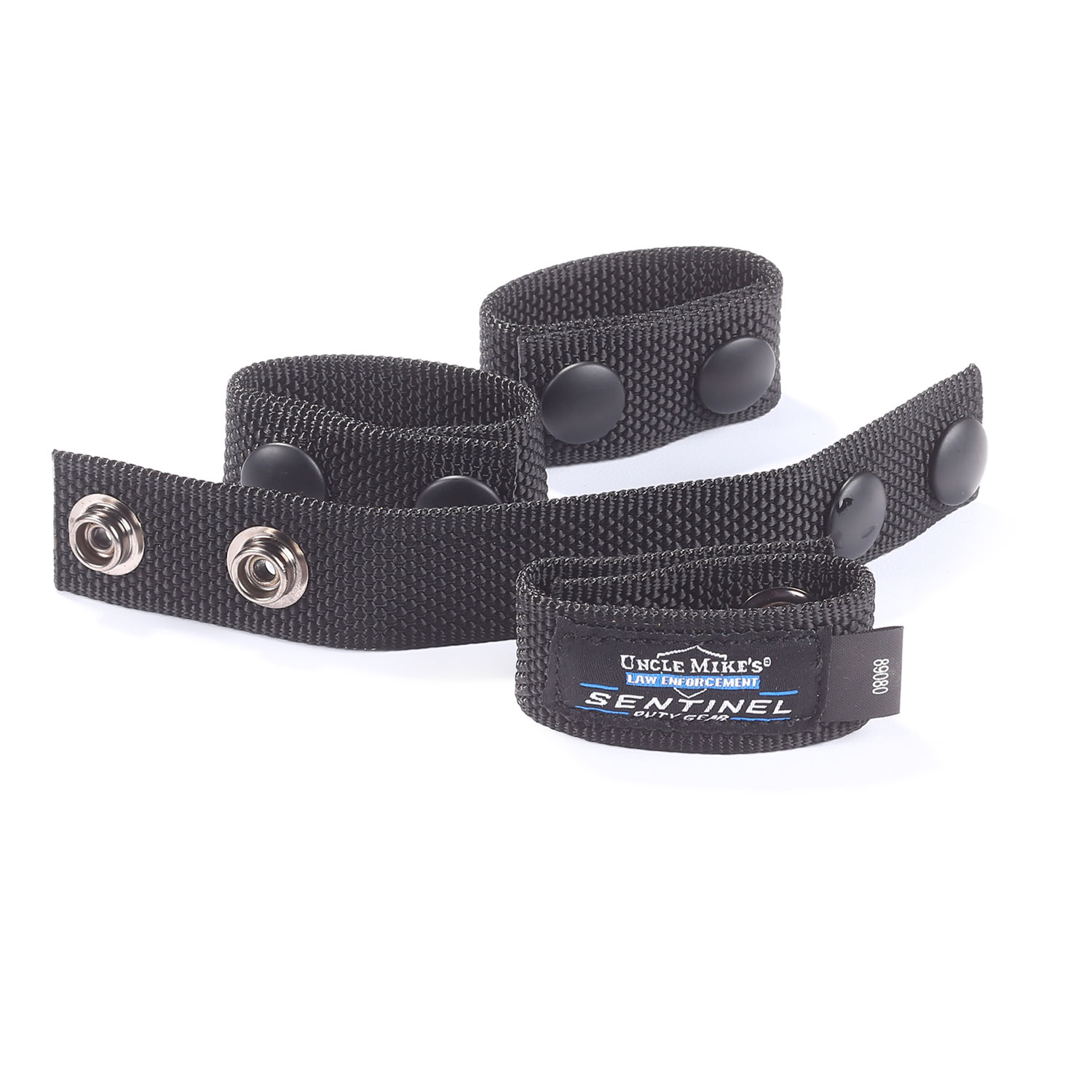 Uncle Mike's Sentinel Belt Keepers (4 Pack)