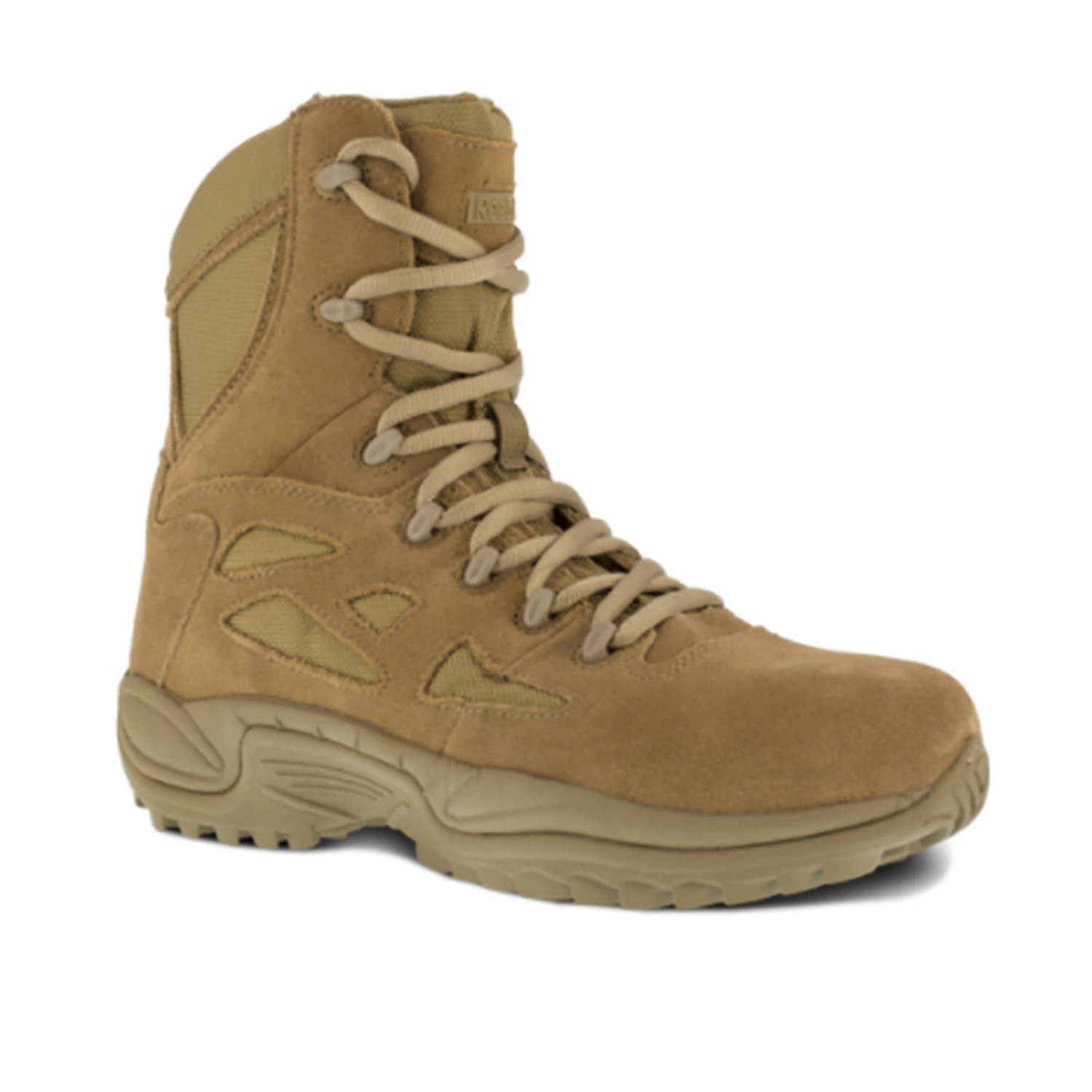 "Reebok Women's 8"" Coyote Soft Toe Stealth Boot"