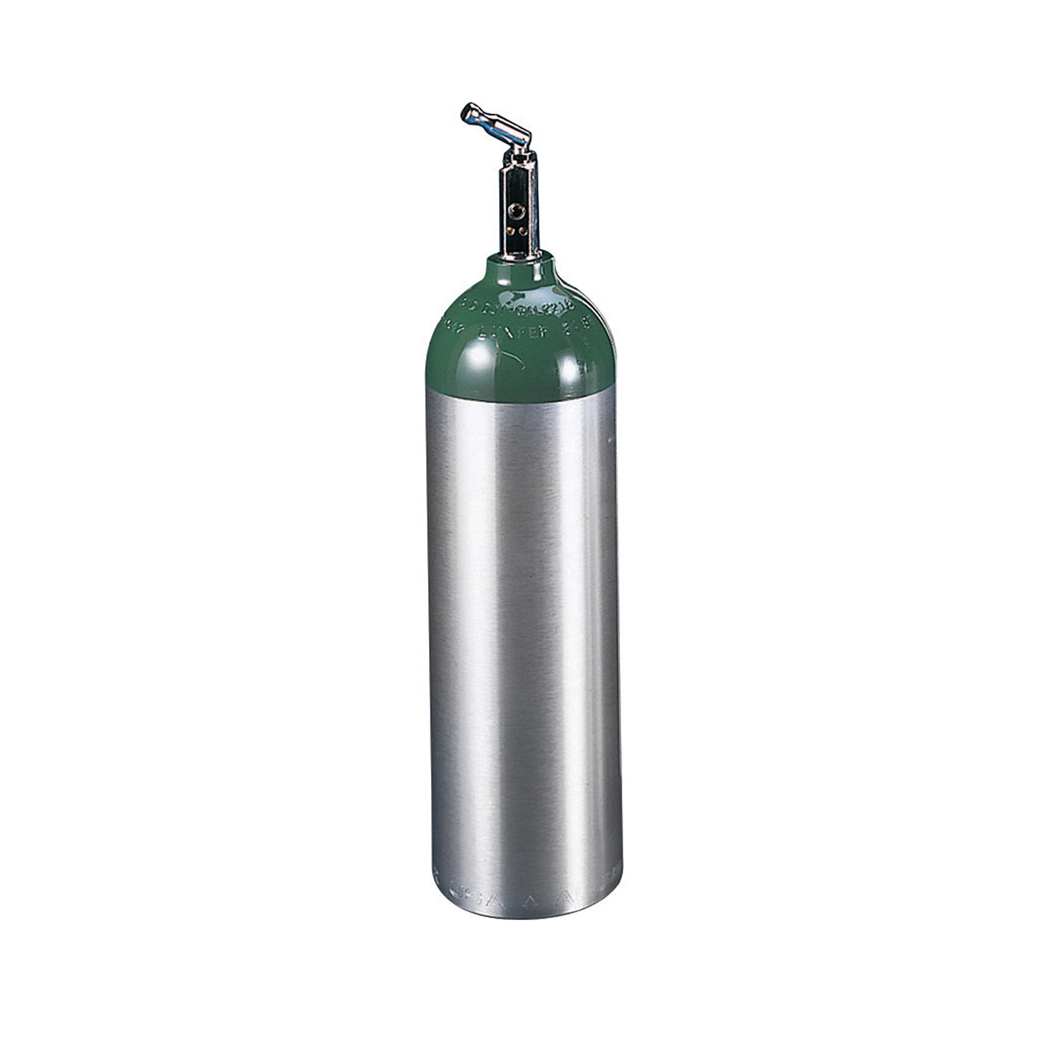 Allied Healthcare Products Compact Jumbo D O2 Cylinder