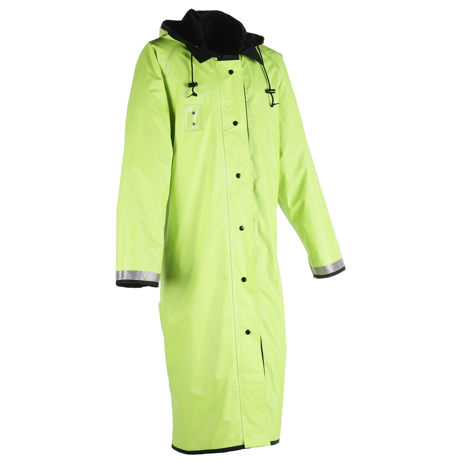 "LawPro 48"" Deluxe Reversible Raincoat with Detachable Hood"