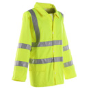 ANSI 3 Hi Vis Reflective Rain Jacket