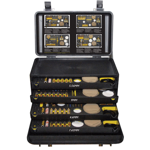 Otis Small Arms Armorer's Tool Case