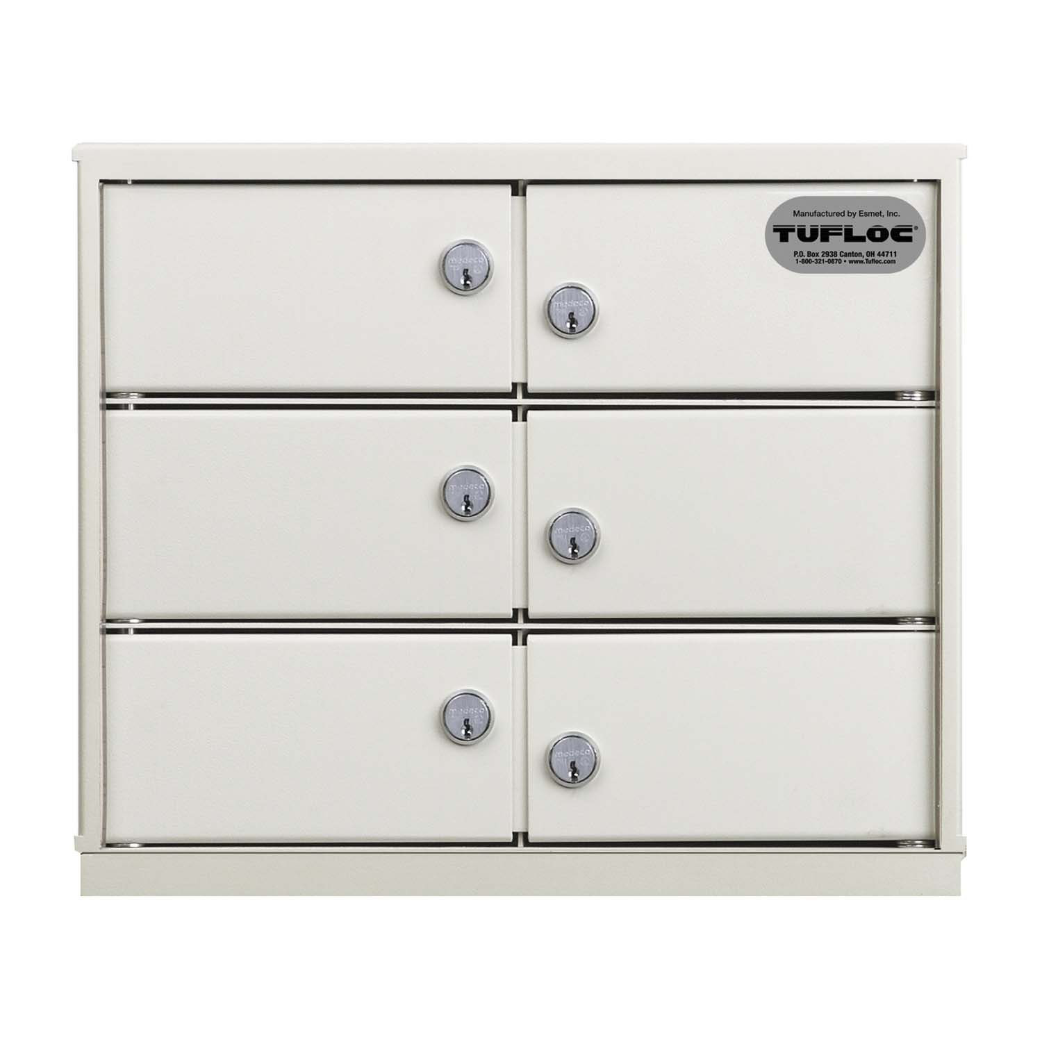 "Tufloc ModuBox Locker - 12""H x 15-1/4""W x 18""D"