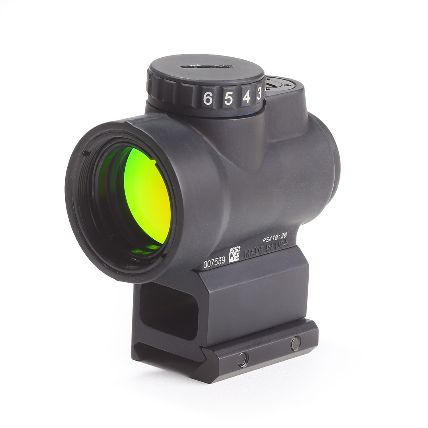 Trijicon MRO Adjustable Red Dot with Full Co-Witness Mount