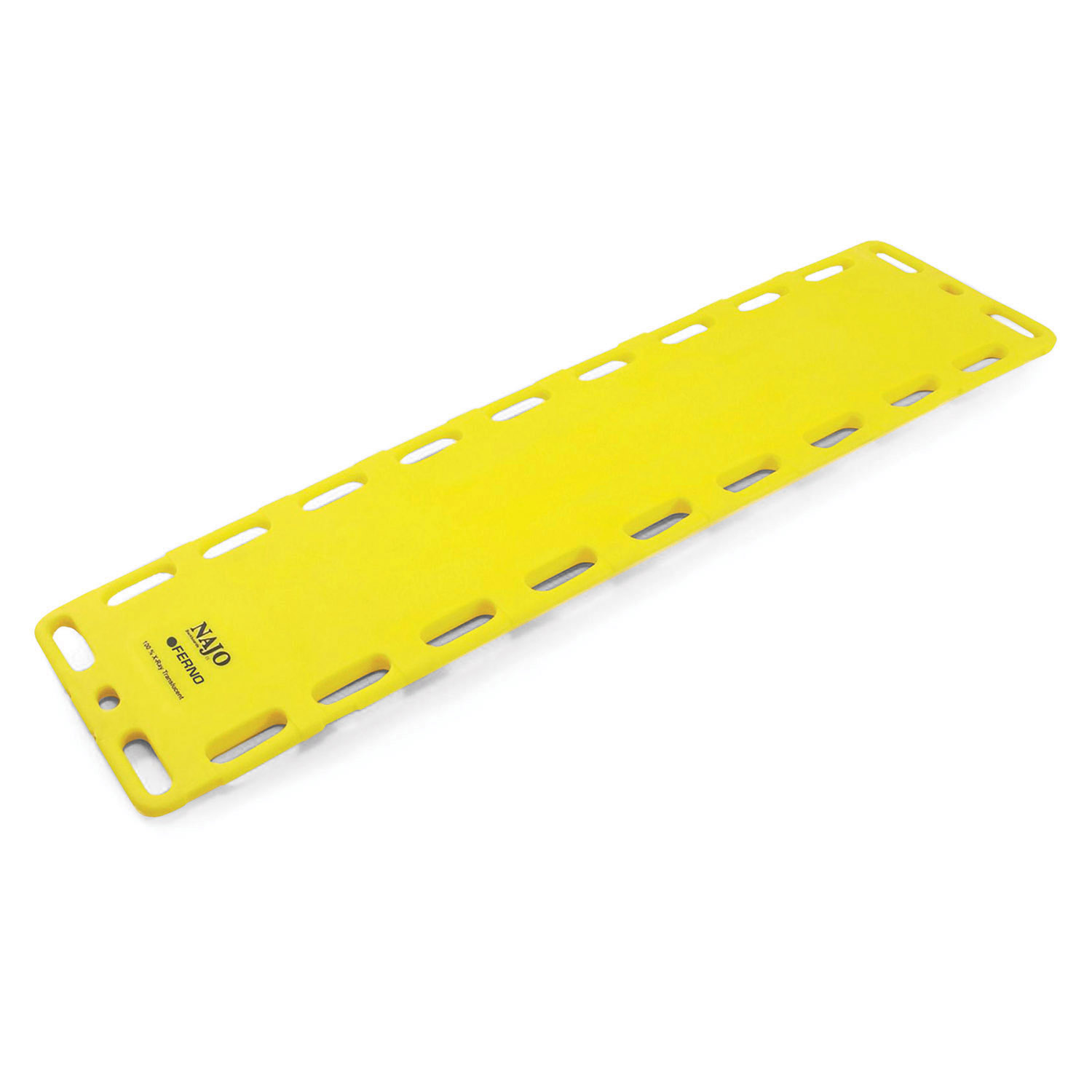 Ferno-Washington Inc. NAJO Rediwide Backboard with 10 Pins