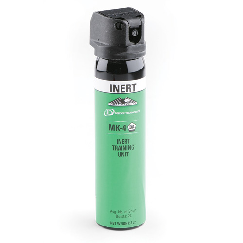 Defense Technology MK4 Inert Training Spray 3 oz