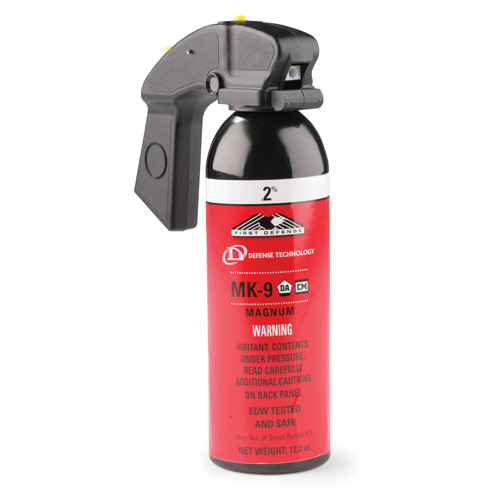 First Defense MK9 .2 Percent Pepper Spray