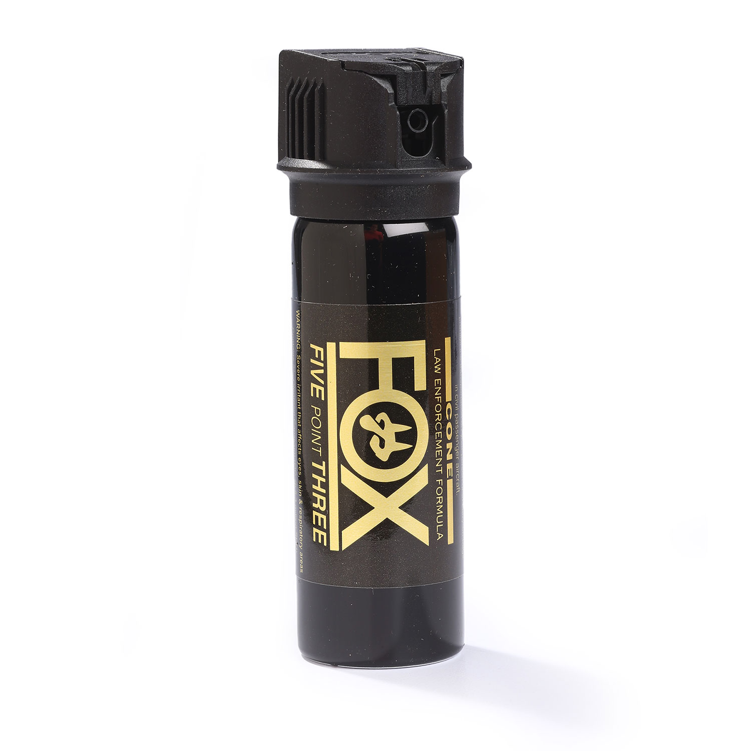 Fox Flip-Top Dispenser Mark 4 Cone Fog Defense Spray