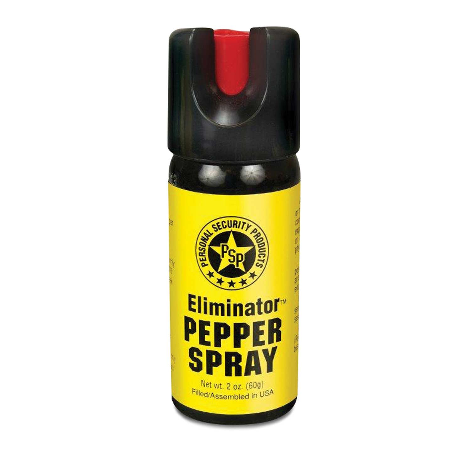 Personal Security Products 2 oz. Eliminator Pepper Spray
