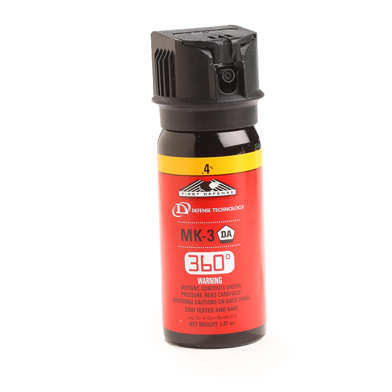 First Defense 3600 4 Mk3 Pepper Spray