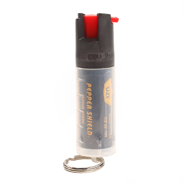 Uzi 10 pepper spray 5 oz with key cap - Pepper sprinkler ...