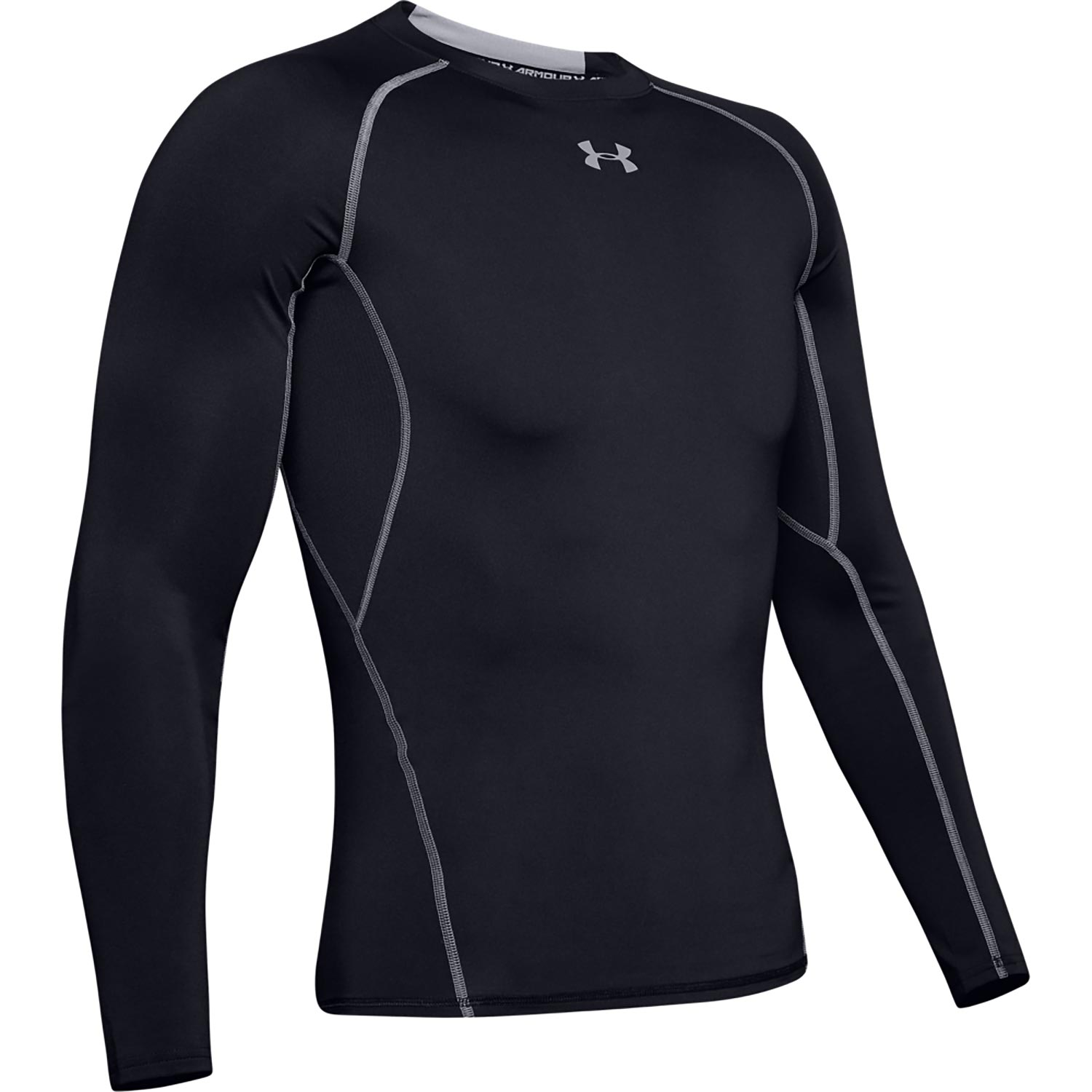 Under Armour Men's HeatGear Compression Long Sleeve T-Shirt