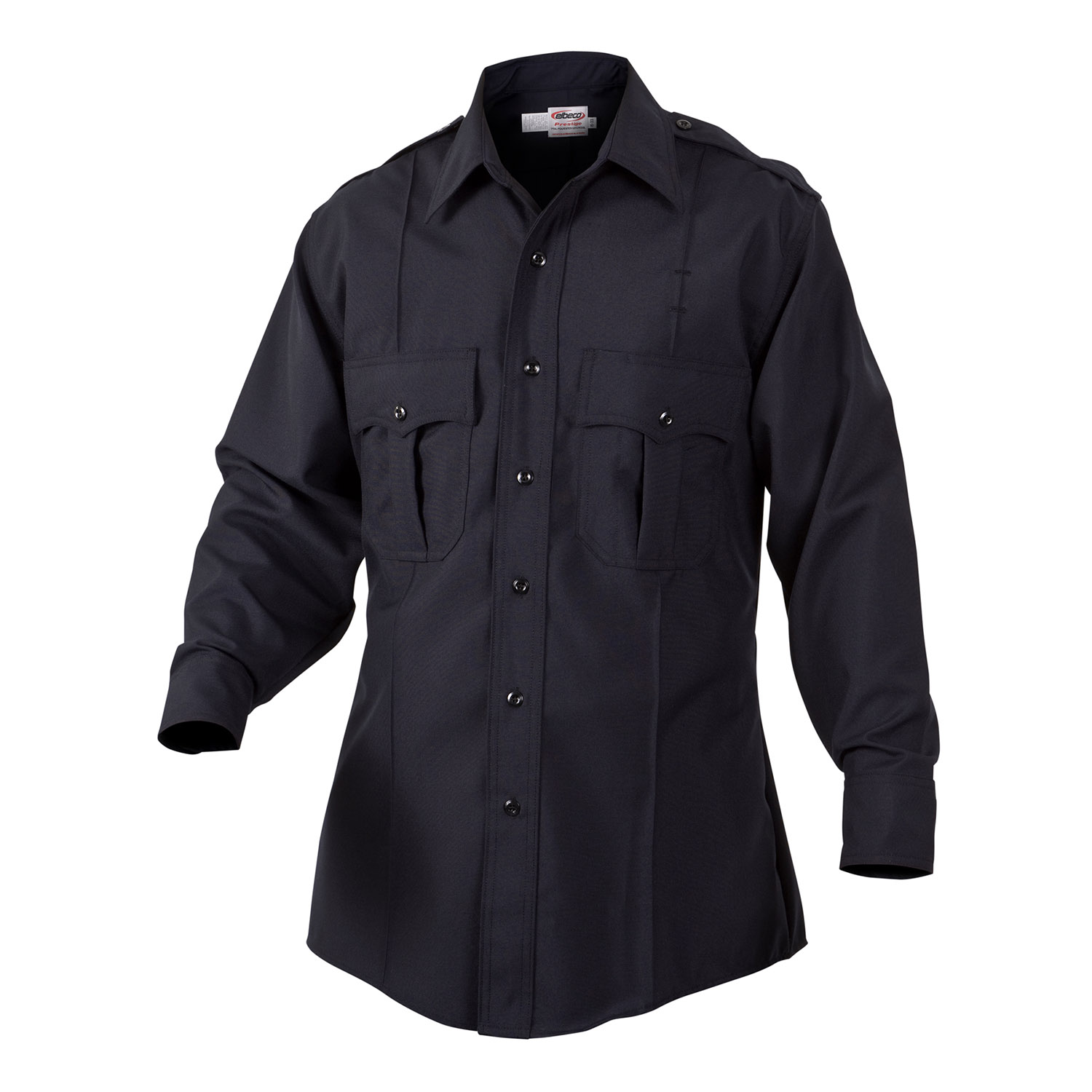 Elbeco Distinction Polyester/Wool Long Sleeve Shirt