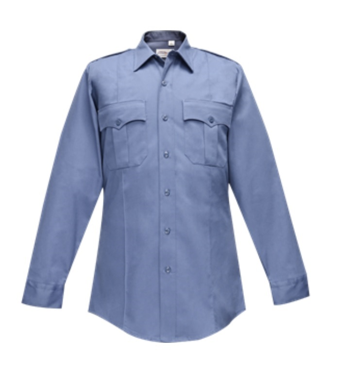 SH018 - MENS L/S DAC/COTTON SHIRT