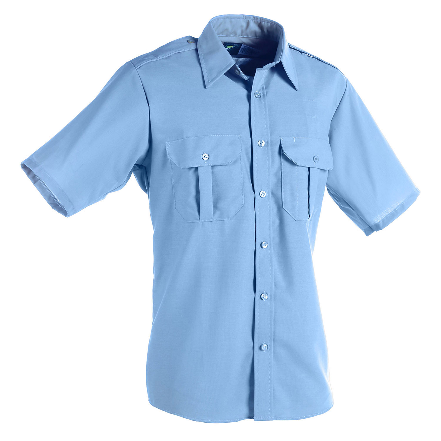 Horace Small Short Sleeve Traditional Uniform Shirt