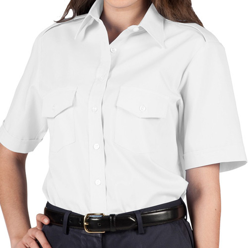 Edwards Women's Short Sleeve Navigator Shirt