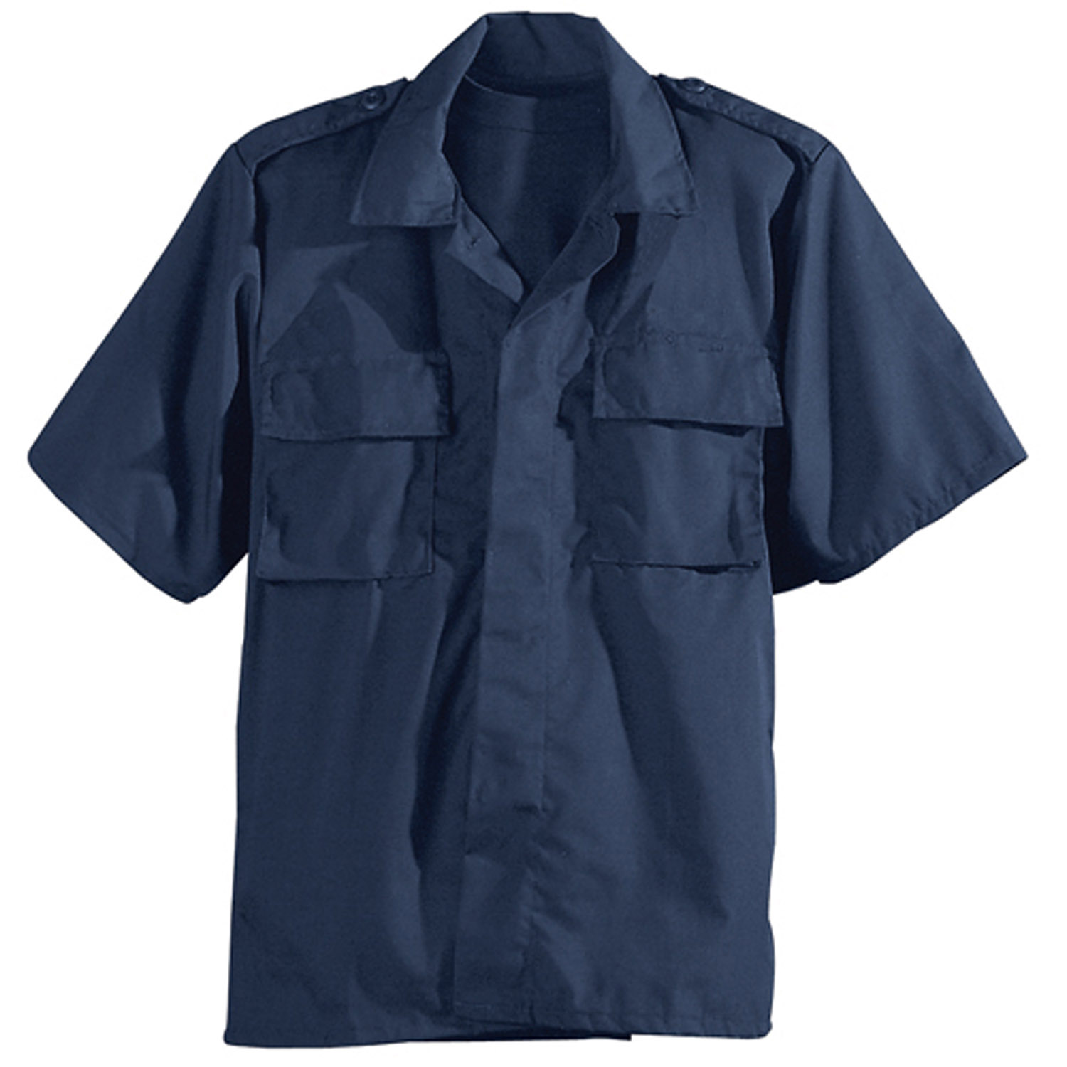 Galls Short Sleeve Poly Cotton Ripstop BDU Shirt