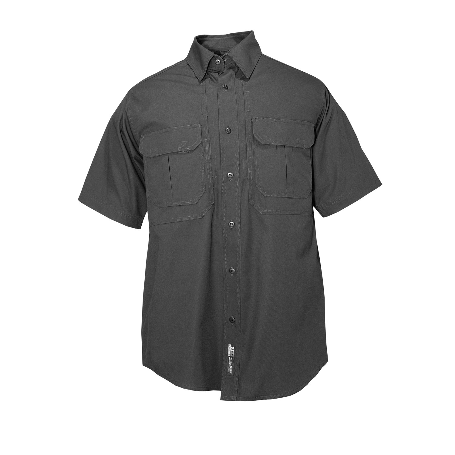 5.11 Tactical Cotton Canvas Short Sleeve Shirt