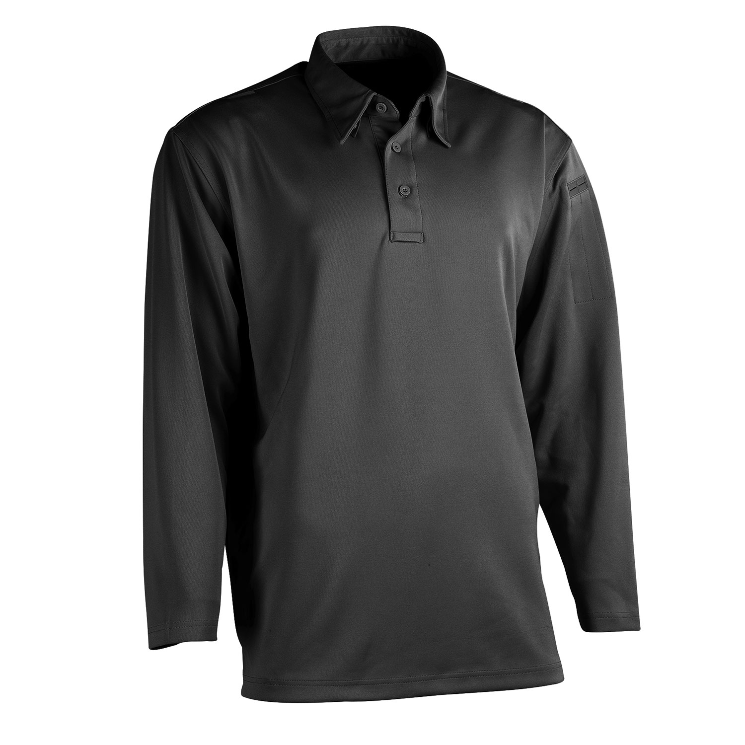 Galls Mens Long Sleeve CoolBest II Performance Polo