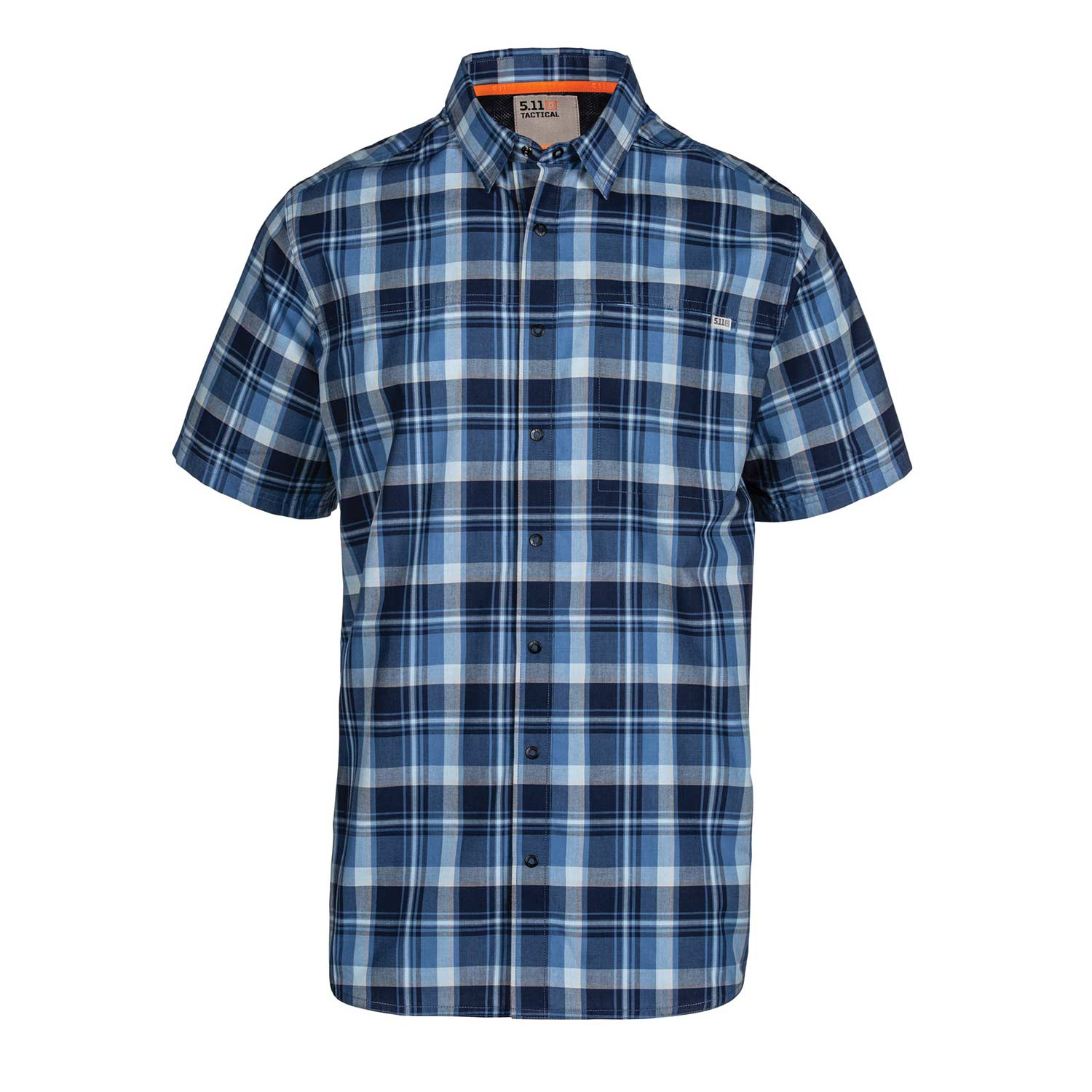 5.11 Tactical Hunter Plaid Short Sleeve Shirt