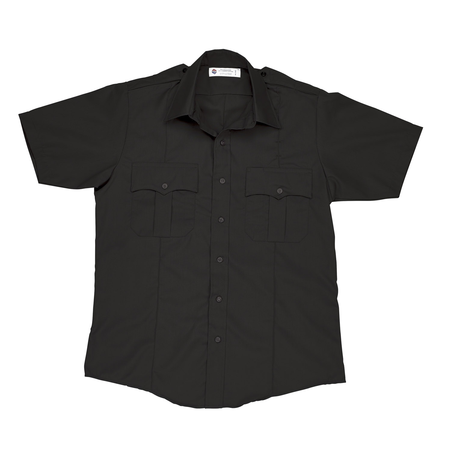 Liberty Short Sleeve Polyester Class A Uniform Shirt