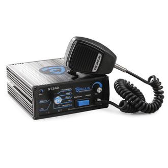 Galls 100W Remote Siren on